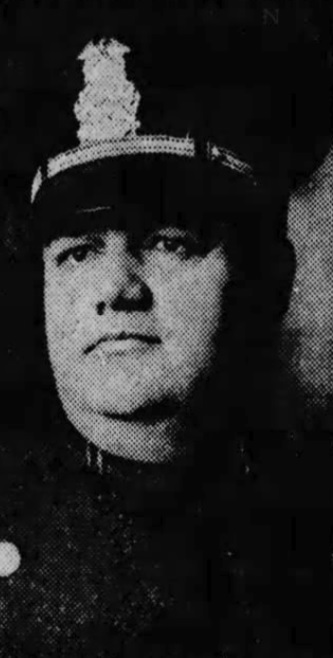Captain Albert Gleason | Scranton Police Department, Pennsylvania