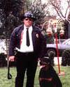 Chief of Police Herman DeWayne Justus | West Taylor Township Police Department, Pennsylvania