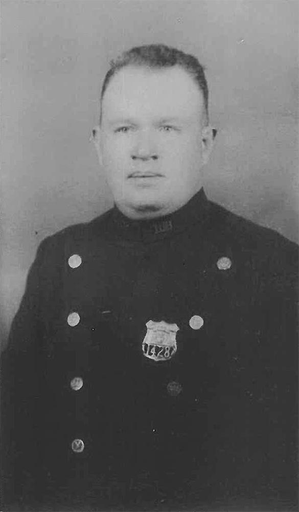 Patrolman Frank G. Golden | New York City Police Department, New York