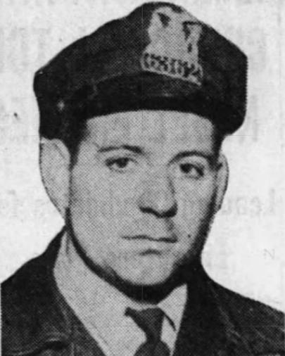 Patrolman Oreste E. Gonzalez | Chicago Police Department, Illinois