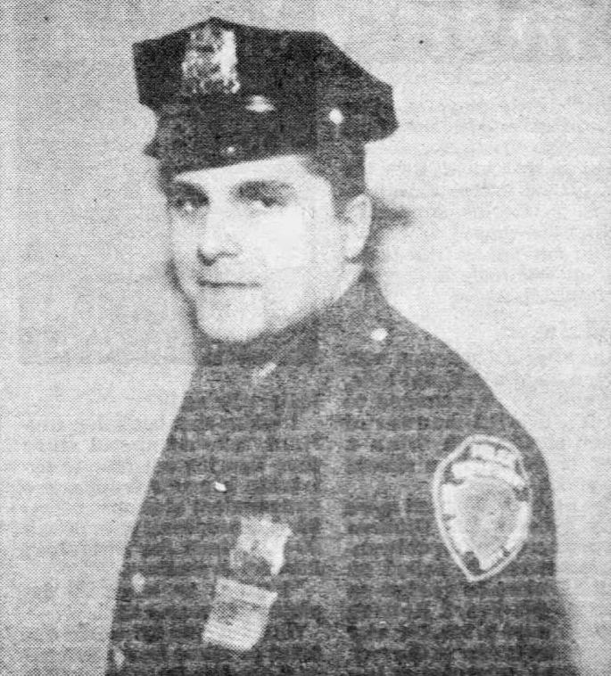 Police Officer John Williamson | New York City Housing Authority Police Department, New York