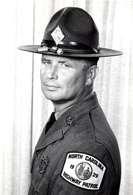 Patrolman Hugh Richard Griffin, Sr. | North Carolina Highway Patrol, North Carolina