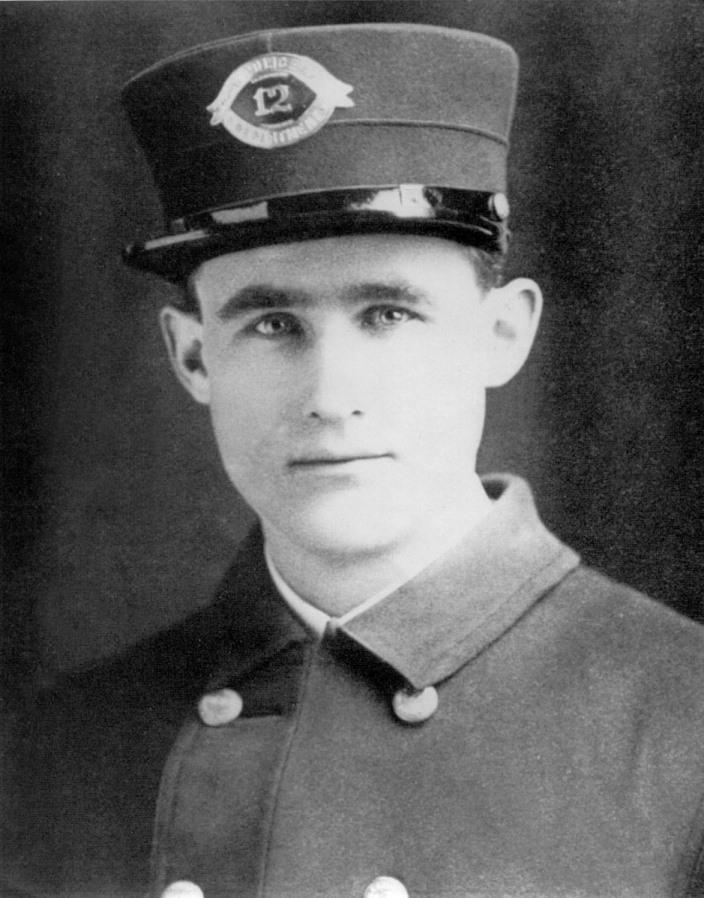 Patrolman Frank Groeshner | LaCrosse Police Department, Wisconsin