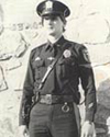 Patrolman Lester J. Guischard | Buena Borough Police Department, New Jersey