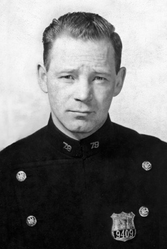 Patrolman Charles H. Gunther | New York City Police Department, New York