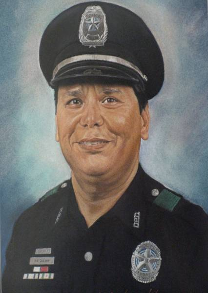 Senior Corporal David R. Galvan | Dallas Police Department, Texas