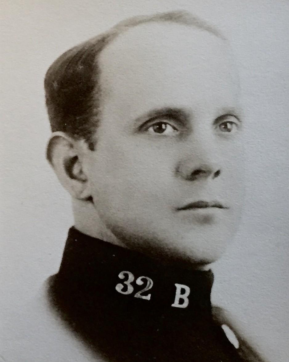 Sergeant Edwin Francis Haas | Pennsylvania State Police, Pennsylvania