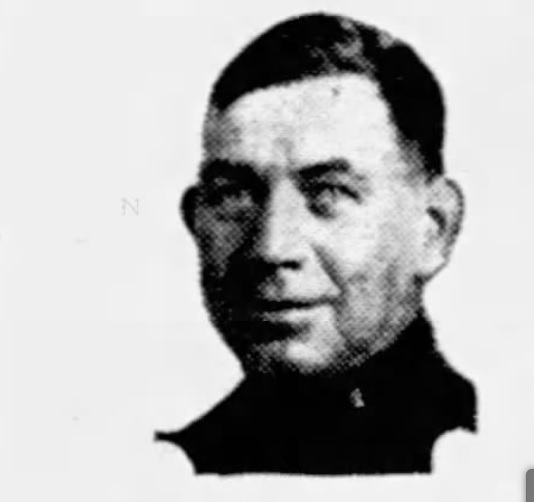 Patrolman Thomas Hackett | New York City Police Department, New York