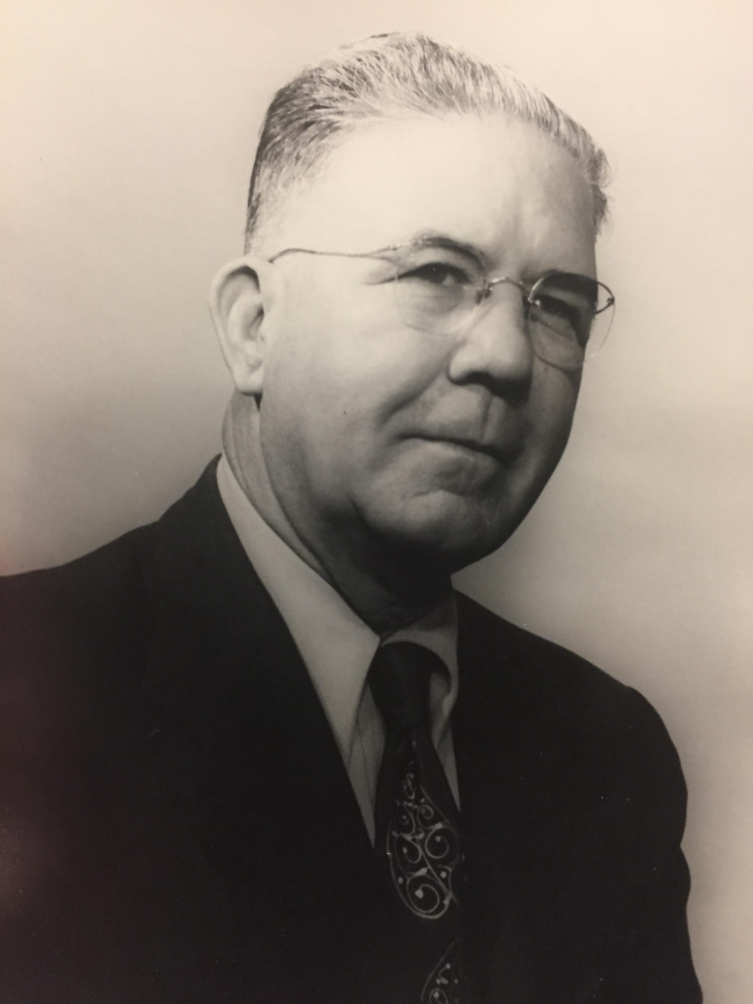 Police Officer Alexander Clarence Haddock | El Segundo Police Department, California