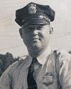 Patrolman Grover Cleveland Hailey   Winston-Salem Police Department, North Carolina