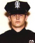Officer George Howard Hall   Metro Nashville Police Department, Tennessee