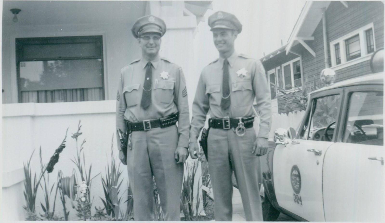 Patrolman Frederick Raymond Haller | San Leandro Police Department, California