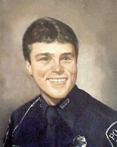 Police Officer Steven Robert Rutherford   Newport News Police Department, Virginia
