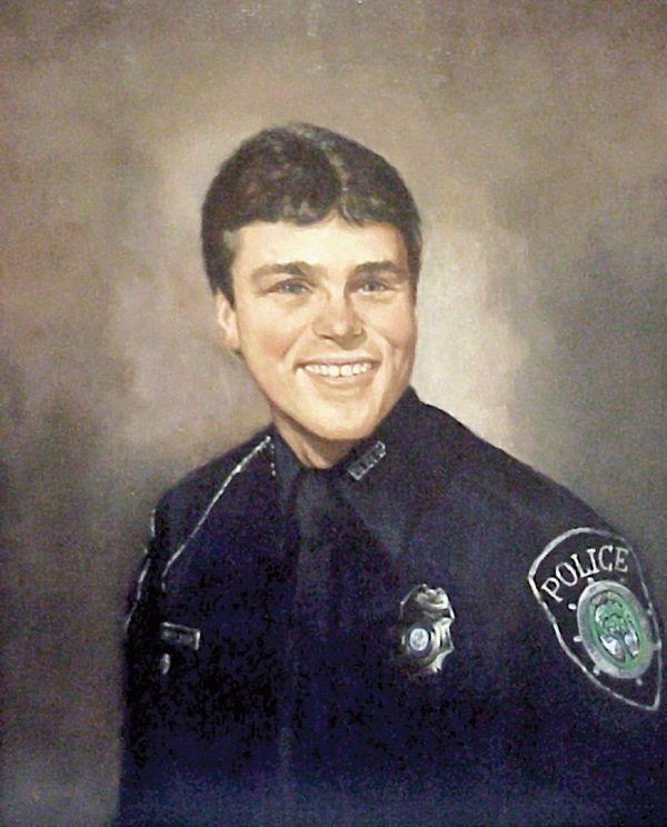 Police Officer Steven Robert Rutherford | Newport News Police Department, Virginia