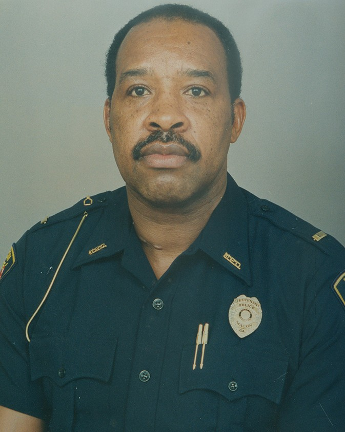 Lieutenant Walter Lee Harden, Sr. | Macon Police Department, Georgia
