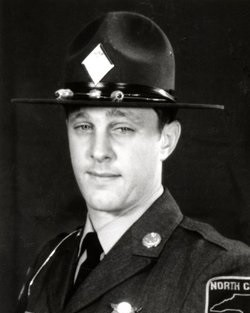 Trooper Giles Arthur Harmon | North Carolina Highway Patrol, North Carolina