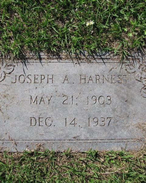 Deputy Sheriff Joseph Arthur Harnest   Brazoria County Sheriff's Office, Texas