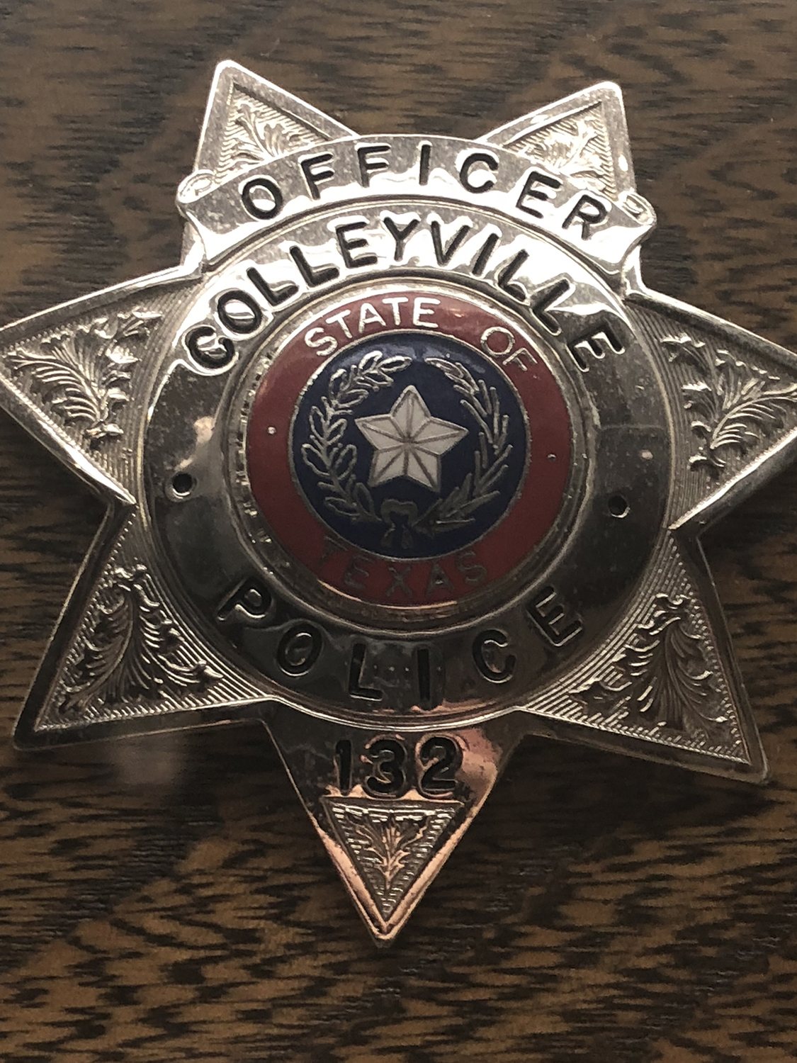Reserve Officer Dennis Edward Harrell | Colleyville Police Department, Texas