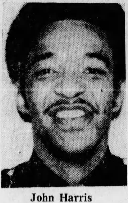 Police Officer Johnny Orville Harris | Muskegon Heights Police Department, Michigan
