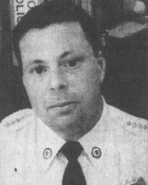 Chief of Police Robert J. Mortell | Paxton Police Department, Massachusetts