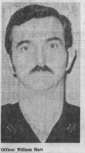 Officer William S. Hart   Hallandale Beach Police Department, Florida