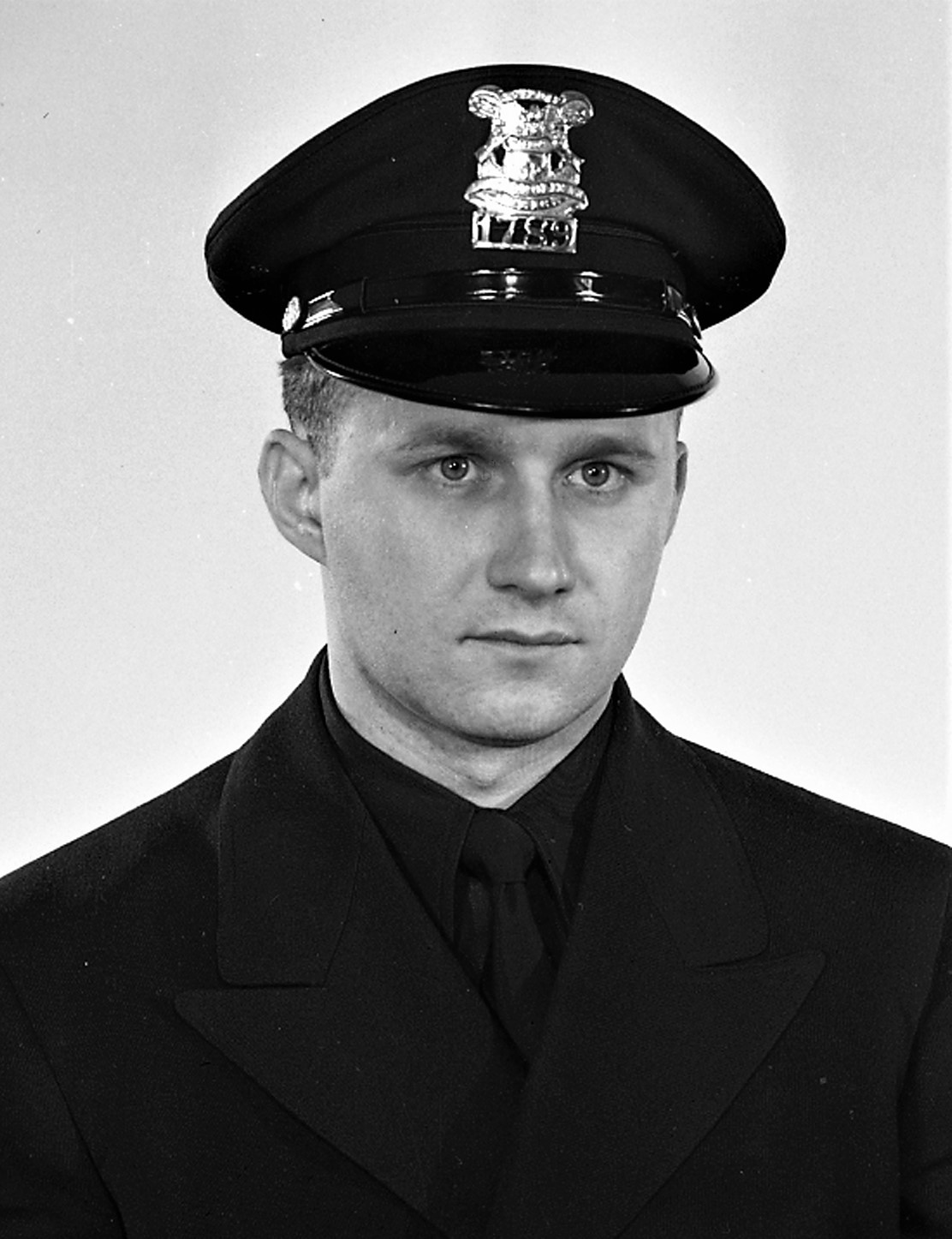 Police Officer John J. Hartenstein | Detroit Police Department, Michigan