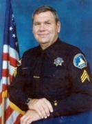 Sergeant Vernon Thomas Vanderpool   Palos Verdes Estates Police Department, California
