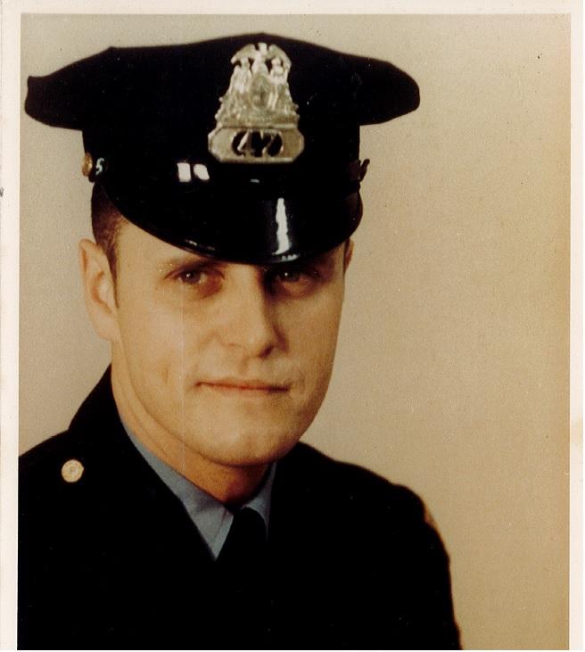Sergeant John Charles Hawley | Elmira Police Department, New York