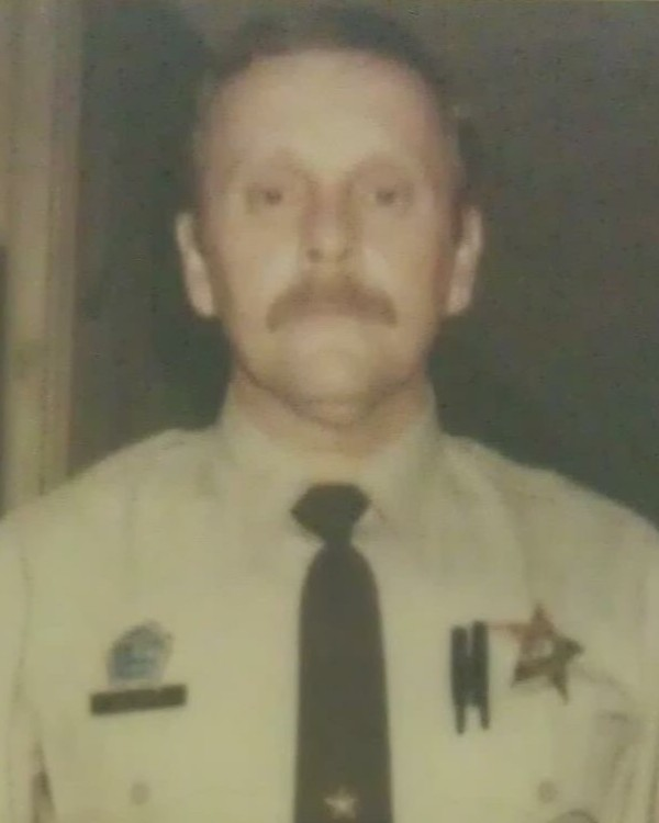 Deputy Sheriff Donald Ray Hayes | Marion County Sheriff's Department, South Carolina