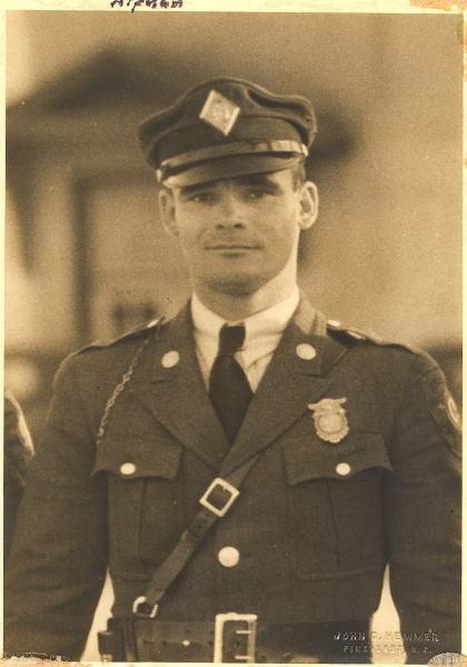 Patrolman Alfonso Jerome Hedgpeth | North Carolina Highway Patrol, North Carolina