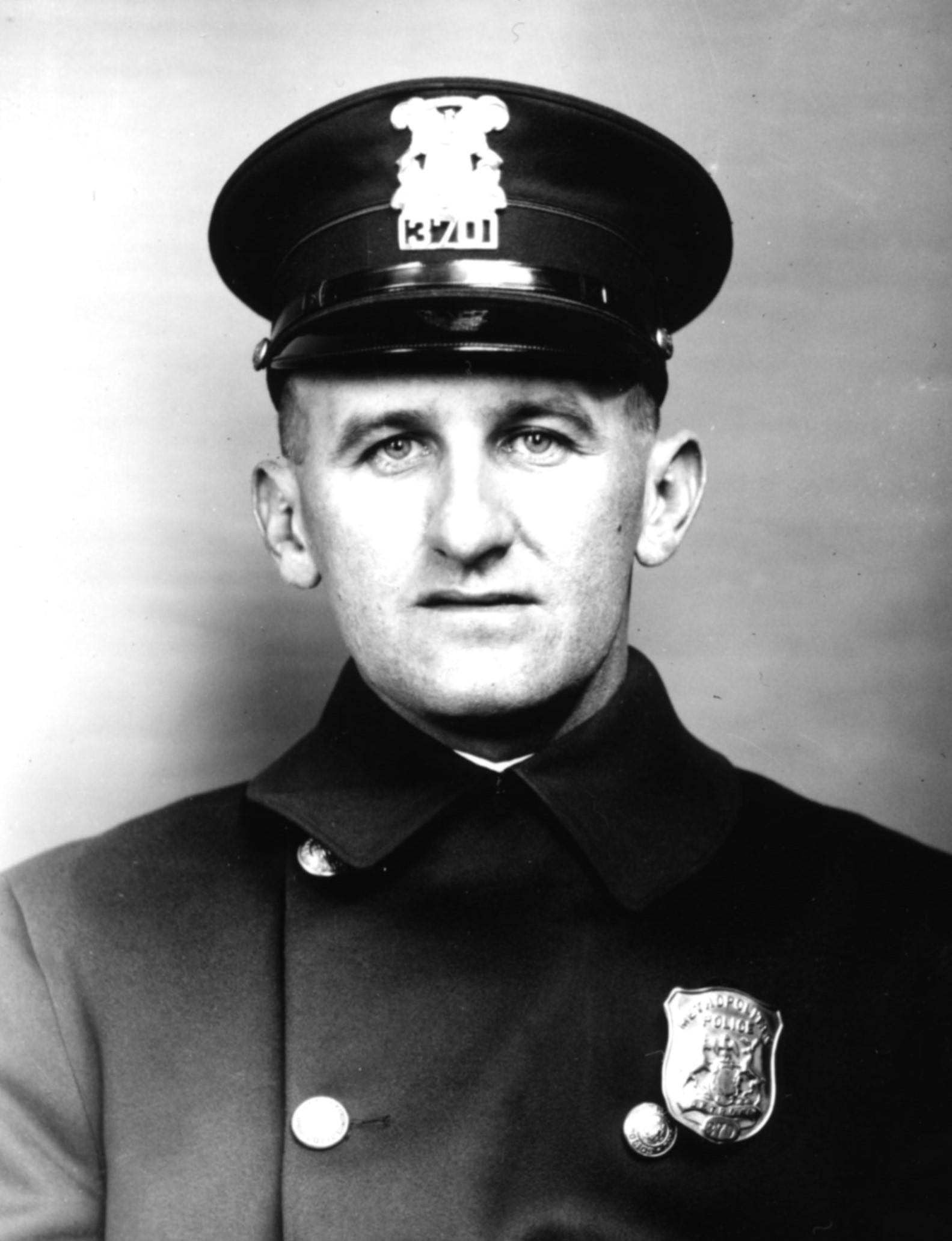 Detective Lieutenant John J. Heffron | Detroit Police Department, Michigan