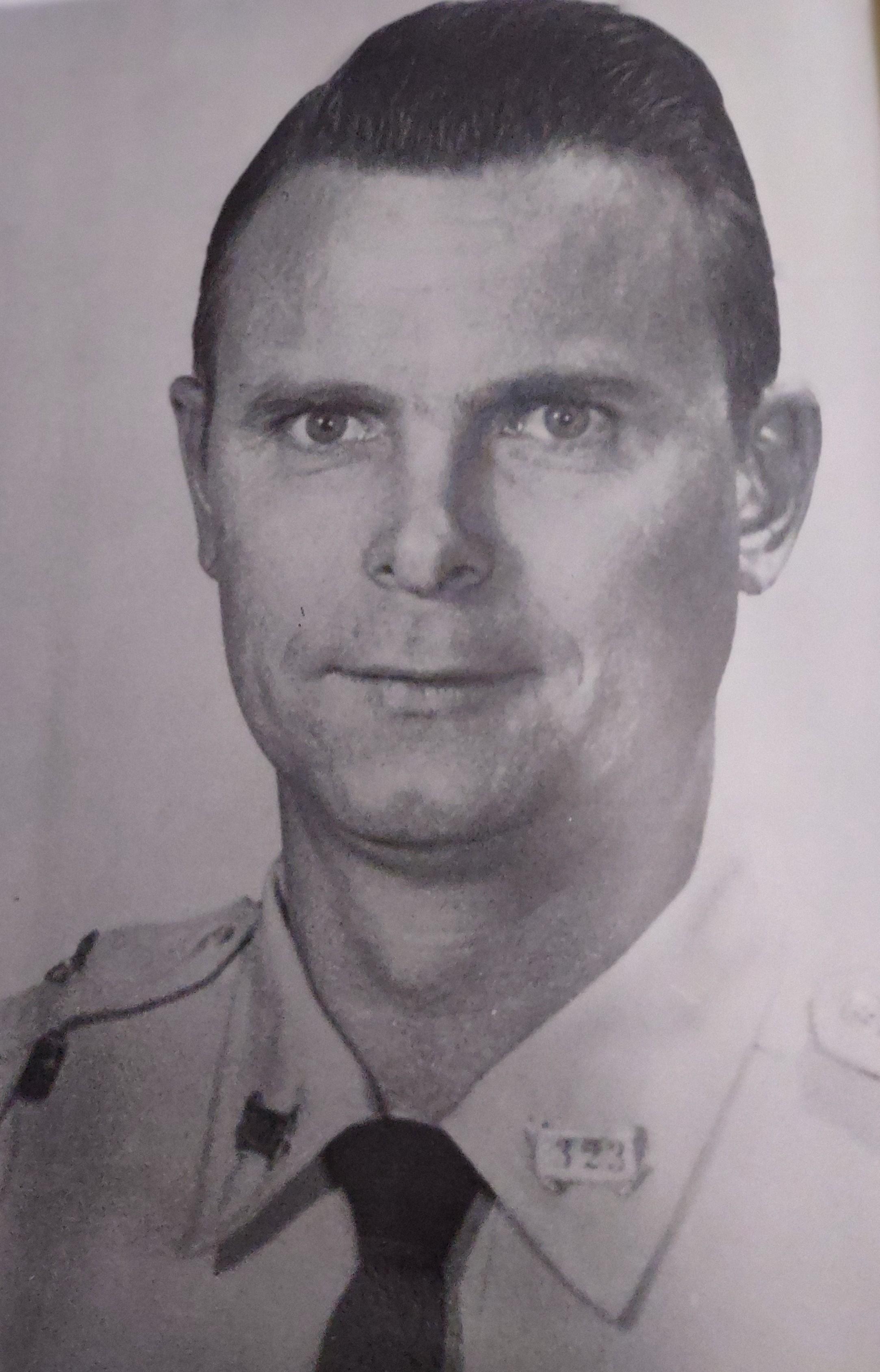 Officer Arthur Kenneth Hennesay   El Centro Police Department, California