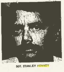 Police Officer Stanley Henney | California State University Hayward Police Department, California