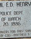 Deputy Marshal E. D. Henry | Albuquerque Police Department, New Mexico