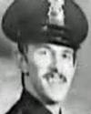 Patrolman Russell Allen Herrick | Burton Police Department, Michigan