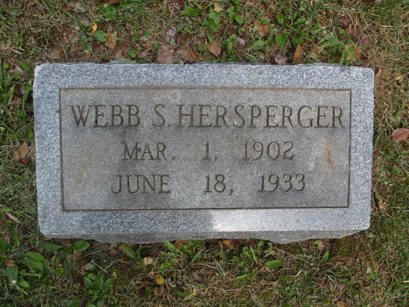 Patrolman Webb Sellman Hersperger | Montgomery County Police Department, Maryland