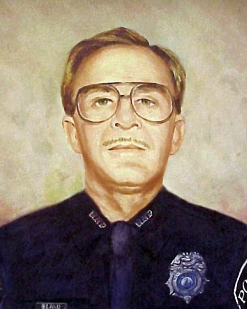 Police Officer Larry Douglas Bland   Newport News Police Department, Virginia