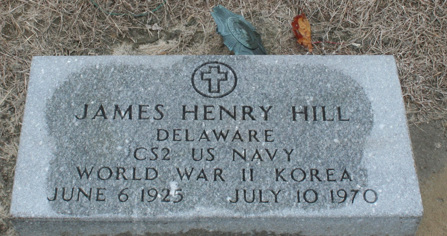 Patrolman James Henry Hill | Seaford Police Department, Delaware