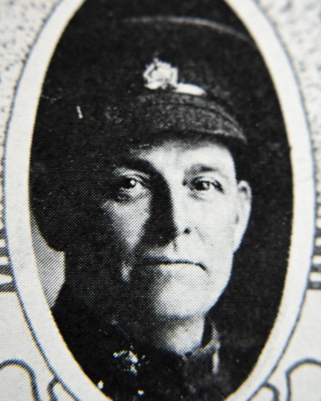 Marshal William J. Hillyer | Zillah Police Department, Washington