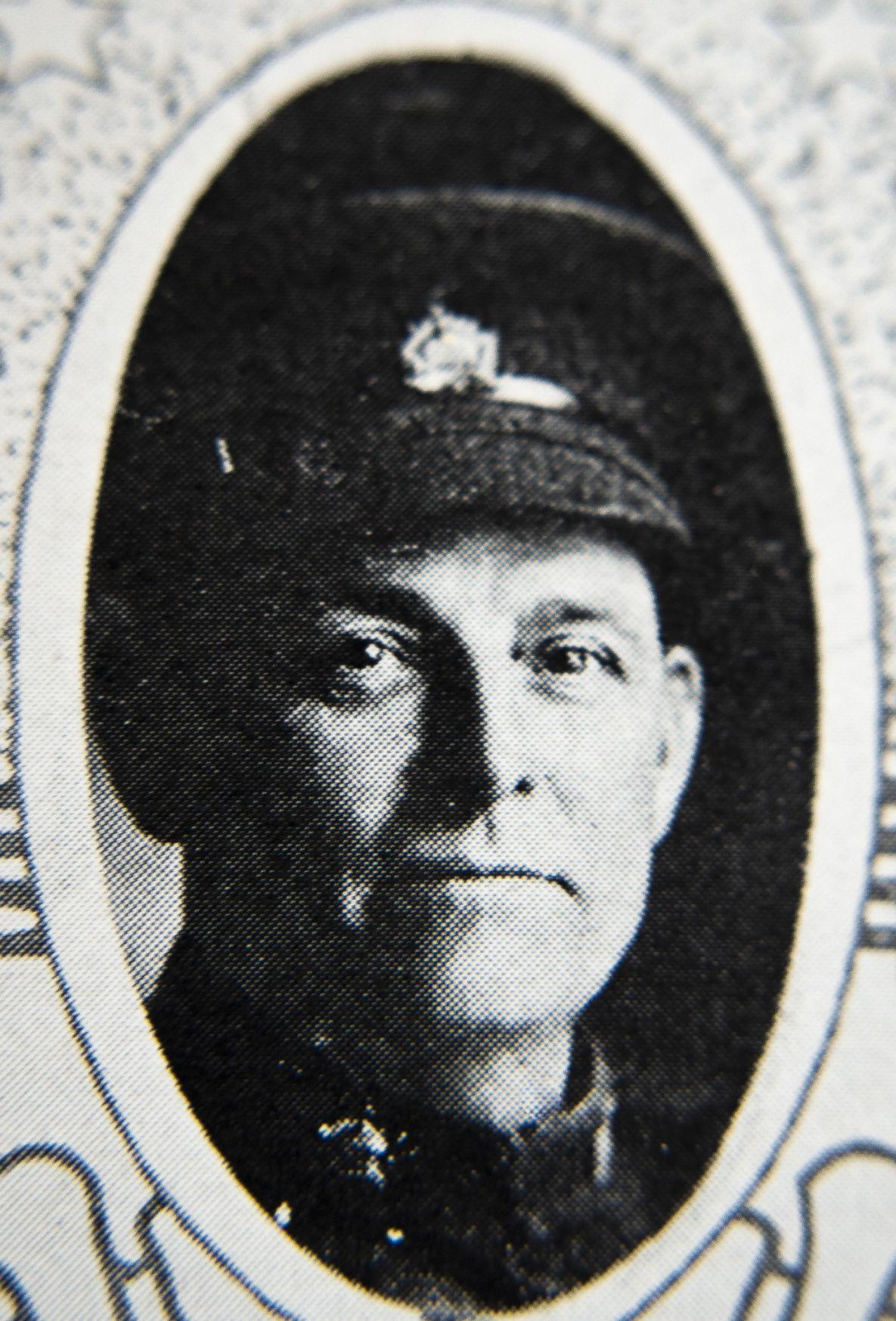 Marshal William J. Hillyer   Zillah Police Department, Washington