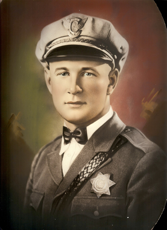 Officer A. Edward Hinck | California Highway Patrol, California