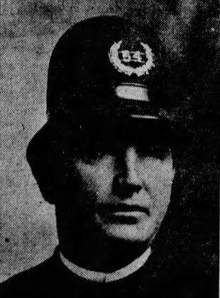 Patrol Officer Lewis C. Hipple | Harrisburg Police Bureau, Pennsylvania