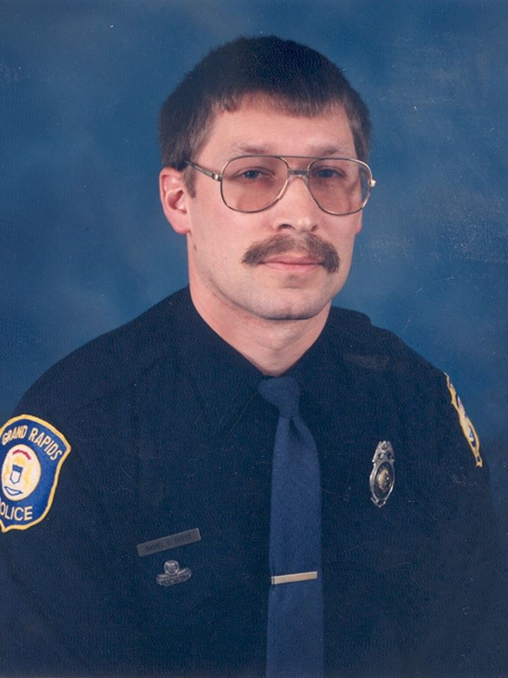 Police Officer Daniel Craig Duyst | Grand Rapids Police Department, Michigan