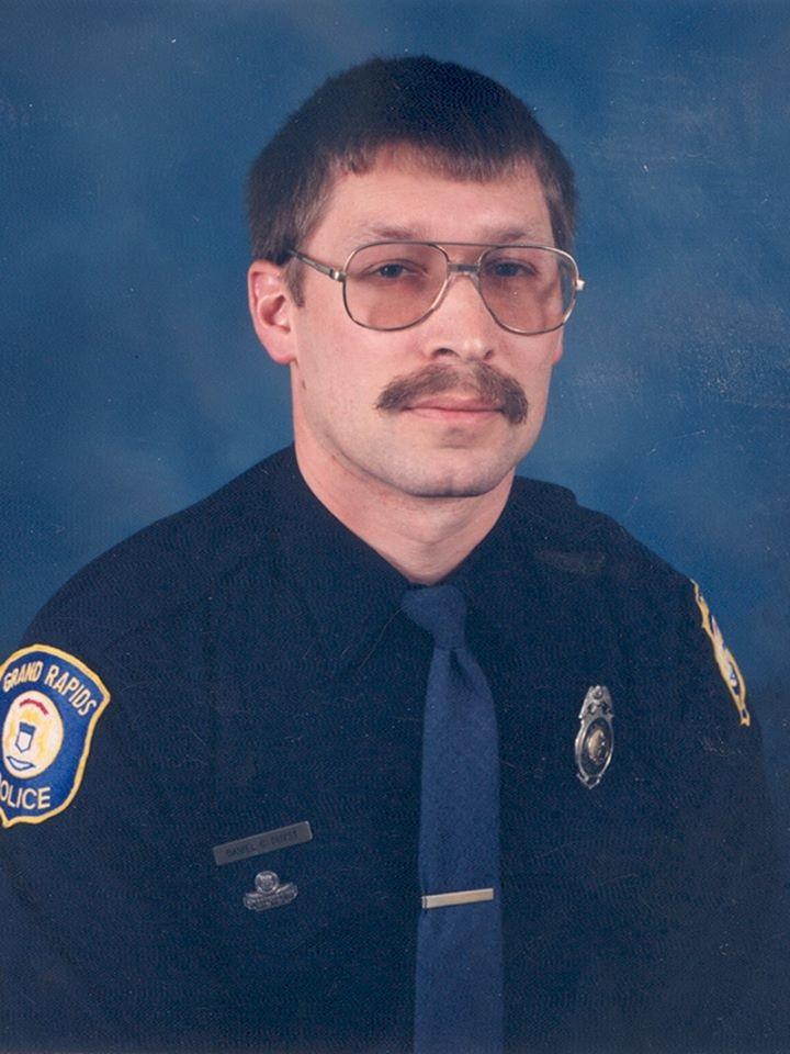 Police Officer Daniel Craig Duyst | Grand Rapids Police Department, Michigan