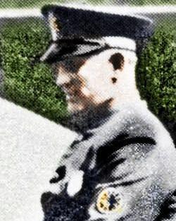 Detective Oscar Emmett Hope | Houston Police Department, Texas