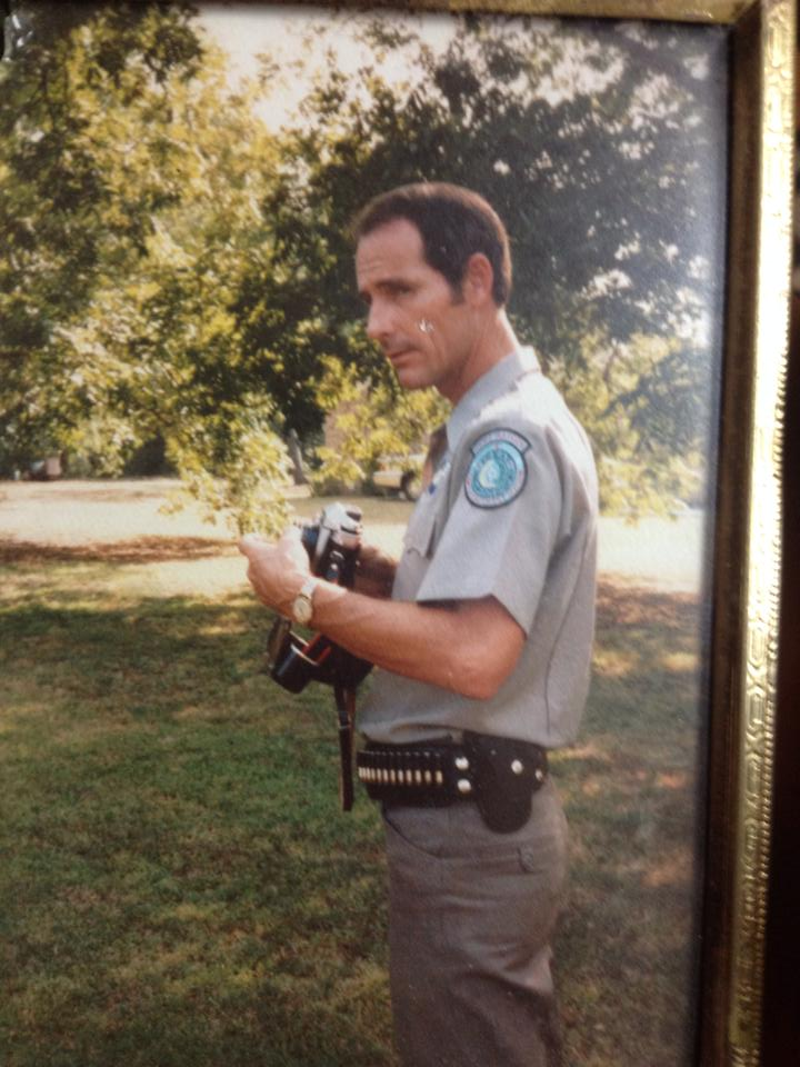 Game Warden Franklin Bruce Hill   Texas Parks and Wildlife Department - Law Enforcement Division, Texas