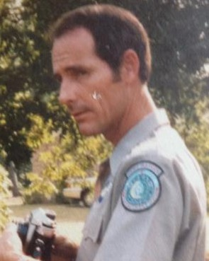Game Warden Franklin Bruce Hill | Texas Parks and Wildlife Department - Law Enforcement Division, Texas