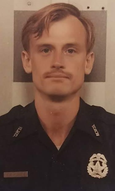 Officer Paul Douglas Hulsey, Jr. | Beaumont Police Department, Texas