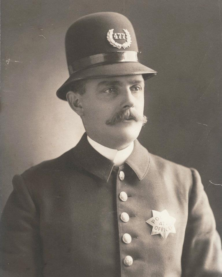 Officer John B. Hurd | San Francisco Police Department, California