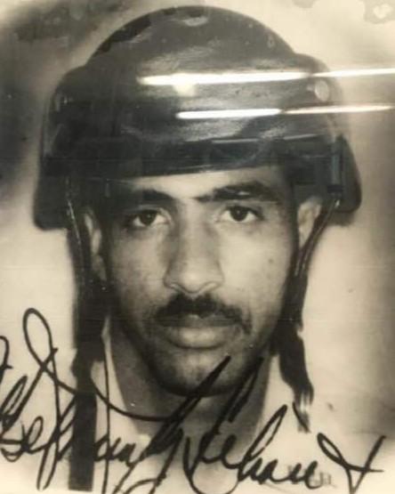 Police Officer Julio Andino-Rivera   Puerto Rico Police Department, Puerto Rico